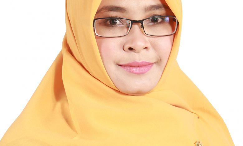 Anggota Komisi 2 F-PKS DPRD Kabupaten Sumedang, Anisa Choeriah, S.Pd,.