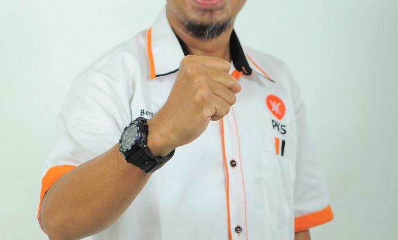 KETUA DPD PKS Sumedang Yana Flandriana, S.T.
