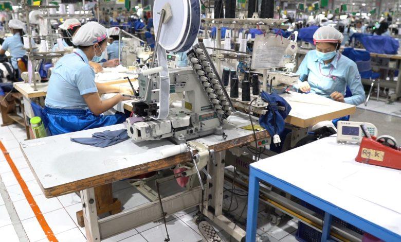 Karyawan PT Kahatex (Foto : kaha.com)