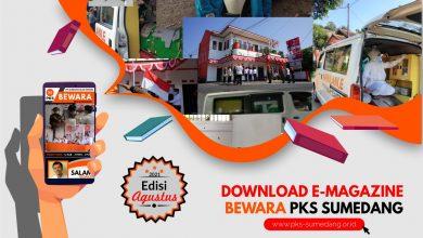 Photo of Download eMagazine – Bewara PKS Sumedang – Edisi Agustus 2021