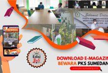 Photo of Download eMagazine – Bewara PKS Sumedang – Edisi Juli 2021