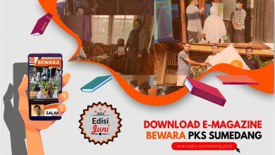 Photo of Download eMagazine – Bewara PKS Sumedang – Edisi Juni 2021