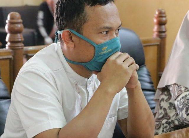 Anggota DPR Sumedang dari F-PKS, Deni Agus Setiawan, S.T (foto:Humpro DPRD Sumedang)